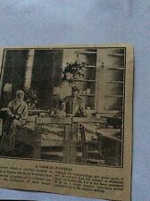 c9-2 ephemera 1915 ww1 picture german military hospital france