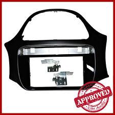 Mascherina 2DIN Nero Lucido Fiat Punto 12> Punto Evo Kit Monitor