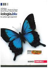 BIOLOGIA BLU , ZANICHELLI , SADAVA / HELLER / ORIANS / PURVES  , 9788808325709