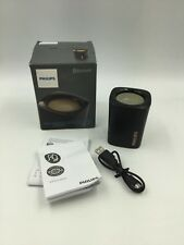Philips Bluetooth Wireless Portable Speaker - Black (Model BT100B/37)
