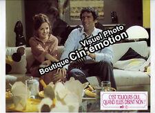 Photo Cinéma 23.5x29.5cm - C'EST TOUJOURS OUI, QUAND ELLES DISENT NON! Gould