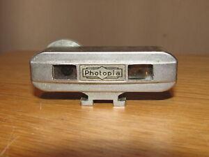 Photopia Rangefinder With Case - Working