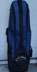 CALLAWAY BIG BERTHA DELUXE STAND GOLF BAG CARRIER NEVER USED