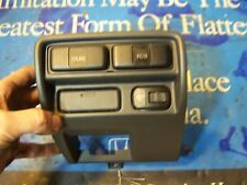 1998 Acura RL driver left dash panel  cruise tcs