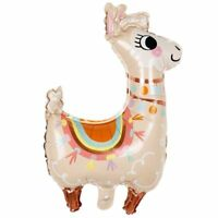 Llama Foil Balloon Cartoon Animal Alpaca Balloon Party Decora Newest Selling