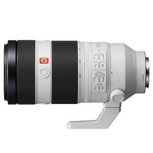 Sony 100-400mm F/4.5-5.6 GM OSS G-Series Full Frame And Mount Lens -BB 947