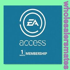 EA Access 1 Monat Key  Xbox ONE 1 Month Mitgliedschaft Karte Card Code Per Email