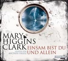 Einsam bist du und allein von Mary Higgins Clark (2017)