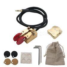 CW Morse Key Telegraph Automatic Key Pure Copper for Morse Code Shortwave Radio