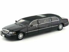 Limousines miniatures noirs Lincoln