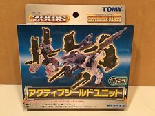 Tomy Zoids Cp-25 Active Shield Unit Customize Parts Unopened Misb!