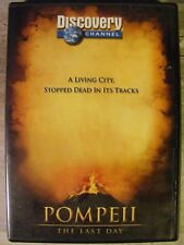 Pompeii The Last Day (DVD, 2005) Discovery Channel