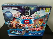 Ps vita slim console Action hero mega pack new & sealed UK