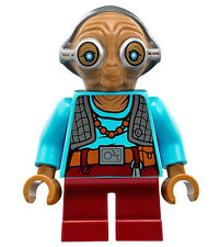 NEW LEGO MAZ KANATA figure minifigure force awakens 75139 star wars toy alien