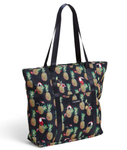 Vera Bradley Lighten up Vera Tote Toucan Party NWT Free Shipping
