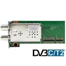 Octagon DUAL DVB-C/T2 Tuner for SF4008 4K UHD Receiver Ultra HD H.265