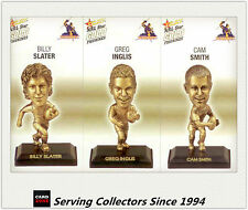 2008 Select NRL Gold Figurine Collectable Trading CARDS team Set Storm (3)