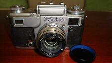 Russian Kiev RF film camera, Jupiter 8M lens.Excellent Condition №8058736