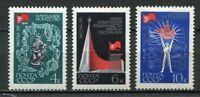 28994) RUSSIA 1970 MNH** Nuovi** Osaka Expò 3v.