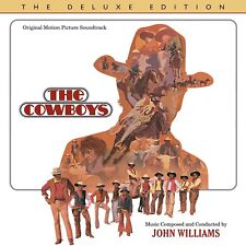 The Cowboys - Deluxe Edition - Limited 3000 - John Williams