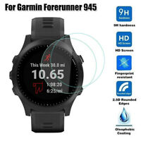 Glass Screen Protector Watch Cover Protective Film For Garmin Forerunner 945