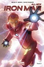 Marvel NowAll New Iron Man 1 Panini