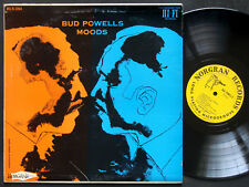 BUD POWELLS Moods LP NORGRAN MG N-1064 US 1955 DG MONO DSM JAZZ Art Taylor CLEAN