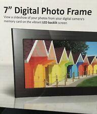 Elonex DP9000 7 Inch Digital Photo Frame, New In Box