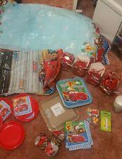 Disney cars party supplies 1st birthday