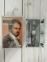 Merle Haggard Today I Started Loving You Again Cassette Tape 1995 *Tested*