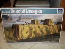 Trumpeter 1/35 Scale German Geschutzwagen - Factory Sealed