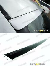06-10 PAINTED Toyota Belta Yaris Sedan Smooth F Design Rear Roof Spoiler Wing