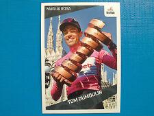 Figurine Panini 100 Giro d'Italia G9 Tom Dumoulin