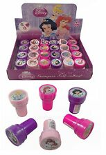 (24ct) Disney Princess Stamps Stampers Self-inking Birthday Girl Party Favors