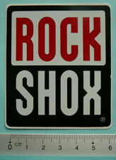 Rock Shox Sticker Aufkleber Mountainbike Enduro Downhill (ROC006)