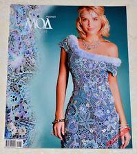Zhurnal Mod 563 Magazine Fashion Crochet Knitting Patterns Russian