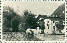 Ansichtskarte Andreas Hofer Geburtshaus Albergo Sandhof Leonhardt  (Nr.921)
