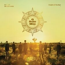 SF9 3rd Mini Album -[KNIGHTS OF THE SUN]- CD+2P Photo Cards + Booklet Kpop Seal