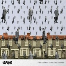 THEE SPIVS - THE CROWDS AND THE SOUNDS  VINYL LP NEW+