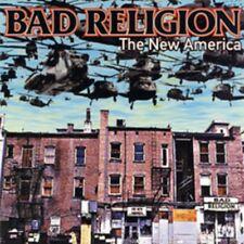Bad Religion-El nuevo America-NUEVO Vinilo Lp-Pedido Previo - 17th de agosto