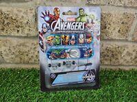 Marvel Avengers Assemble Fingerboards Pack Of 2. Skateboard hulk thor iron man