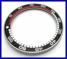 Stainless steel bezel to Vostok Amphibian watches with SEIKO insert! bbrb
