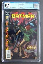 BATMAN #569 2nd Cassandra Cain aka BATGIRL 1999 Birds of Prey Movie CGC NM 9.4