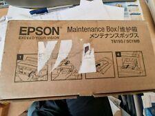 More details for genuine epson t6193 maintenance box p10000 p20000 t3000 t3200 t5000 vat inc