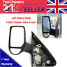 Right Driver Side Electric Complete Door Wing Mirror Glass For Ford Transit MK6