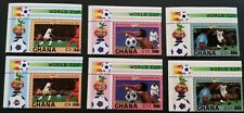 Ghana 1982 World Cup Surcharged M.N.H.