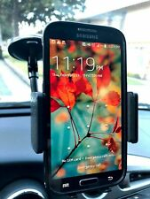 Car Phone Holder Suction Cup Windshield Mount For Cell Phone Samsung iPhone GPS