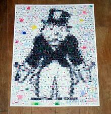 Amazing Rich Uncle Pennybags body MONOPOLY montage