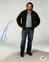 DONAL LOGUE SIGNED AUTOGRAPHED 8x10 PHOTO HARVEY BULLOCK GOTHAM PSA/DNA