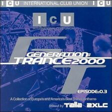 NEW Generation Trance 2000, Vol. 3 (Audio CD)